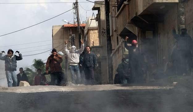 Liczba ofiar wojny domowej w Syrii wzrosła do co najmniej 94 tysięcy. /AFP