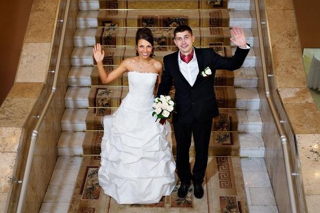 Liczba ślubów cywilnych znacznie wzrosła /123RF/PICSEL