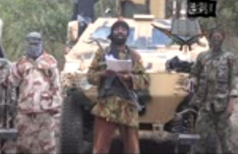 Lider Boko Haram /AFP