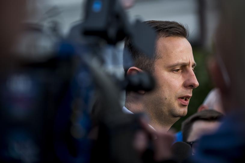 Lider ludowców Władysław Kosiniak-Kamysz /Jakub Wosik  /Reporter