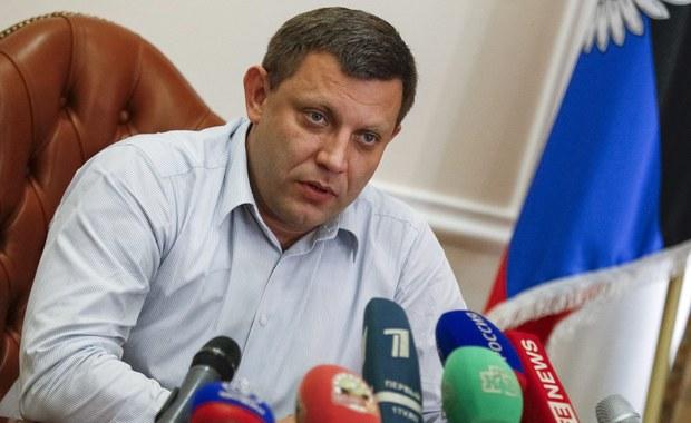 Lider prorosyjskich separatystów: Złota epoka Rosji nadejdzie, kiedy pokonamy Wielką Brytanię