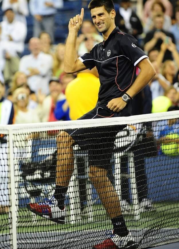 Lider rankingu ATP World Tour Novak Djokovic /AFP