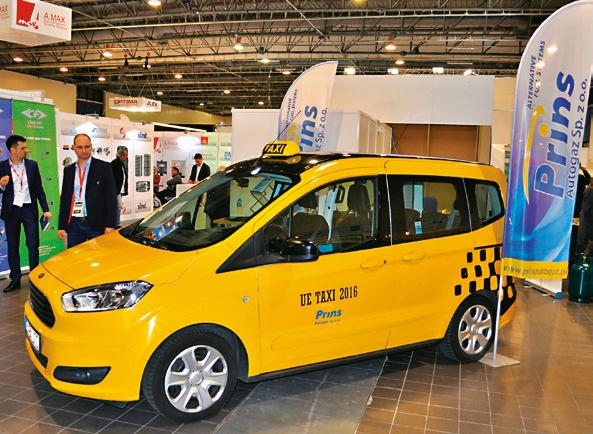 Liderem w tej technologii jest firma Prins, która w Polsce mocno współpracuje z Fordem. /Motor