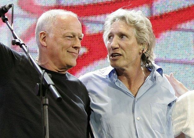 Liderzy Pink Floyd: David Gilmour i Roger Waters fot. MJ Kim /Getty Images/Flash Press Media