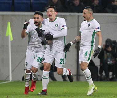Liga Europejska. Łudogorec Razgrad w 1/16 finału