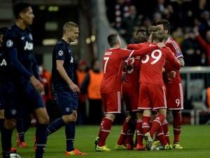 Liga Mistrzów: Bayern Monachium - Manchester United 3-1
