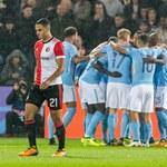 Liga Mistrzów: Feyenoord Rotterdam - Manchester City 0-4