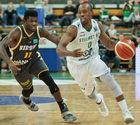 Liga Mistrzów FIBA: Stelmet BC  - MHP Ludwigsburg 72:70