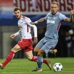 Liga Mistrzów: RB Lipsk - AS Monaco 1-1