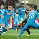 Liga Mistrzów: Szachtar Donieck - SSC Napoli 2-1. Gol Arkadiusza Milika