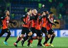 Liga Mistrzów: Szachtar pokonał Romę, bez bramek w Sewilli