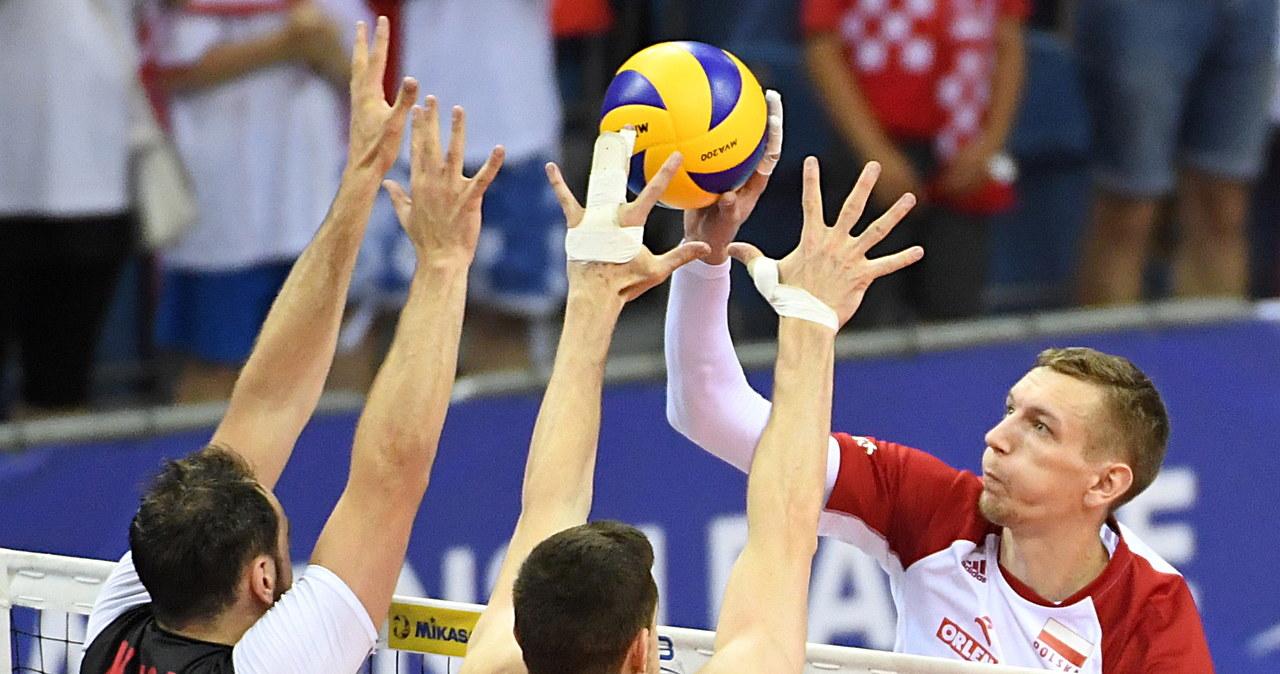 Liga Narodów: Mecz Polska - Kanada w obiektywie