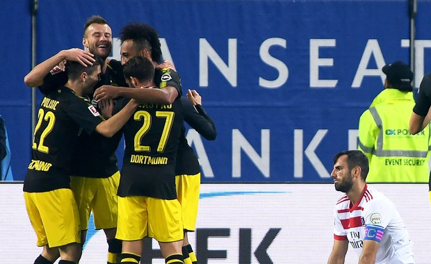 Liga niemiecka: Borussia Dortmund wróciła na prowadzenie