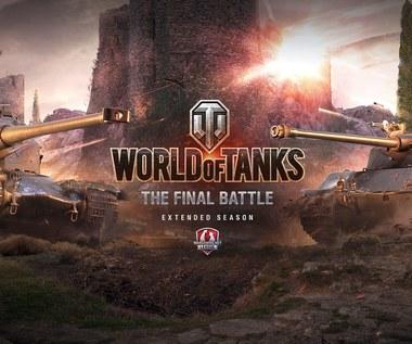 Liga Wargaming.net ogłasza Finalną Bitwę