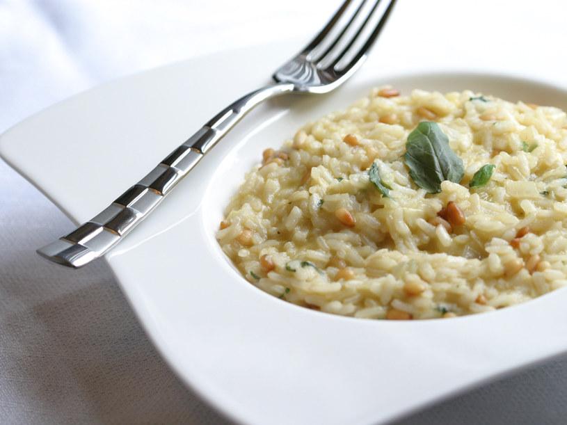 Liguryjskie risotto nie jest daniem, które mogłabyś spotkać w Ligurii  /The New York Times Syndicate