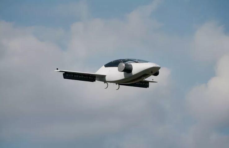 Lilium Jet będzie sterowany za pomocą smartfonu /materiały prasowe