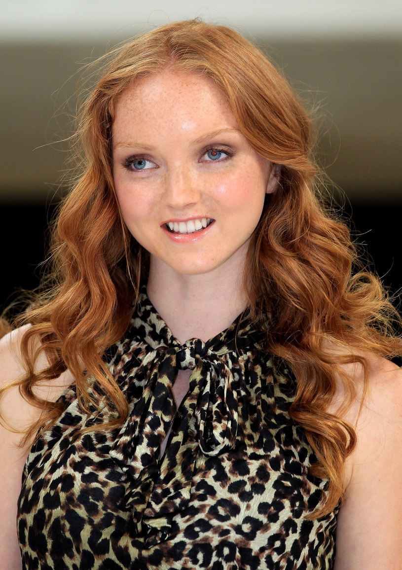 Lily Cole  /Getty Images/Flash Press Media