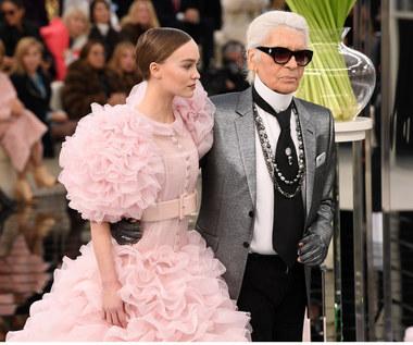 Lily-Rose Depp gwiazdą pokazu Chanel