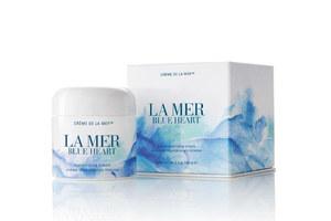 Limitowana edycja Blue Heart Crème de la Mer