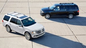 Lincoln Navigator po liftingu