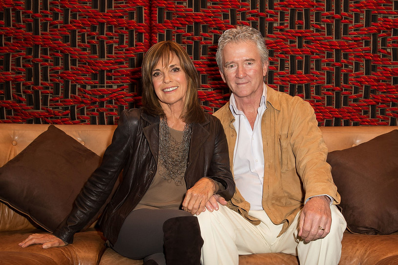 Linda Gray, Patrick Duffy /Mark Metcalfe /Getty Images