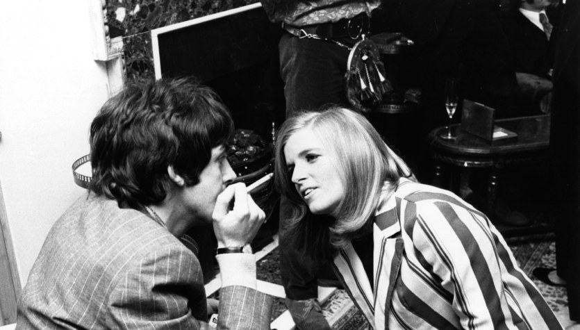 Linda McCartney - muza Paula McCartneya