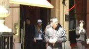 Lindsay Lohan w Paryżu