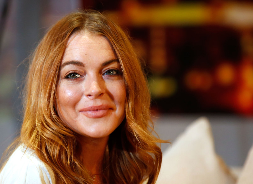 Lindsay Lohan /Getty Images