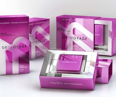 Linia Genoxage X35/20 – kosmetyki wnikające w twoje DNA