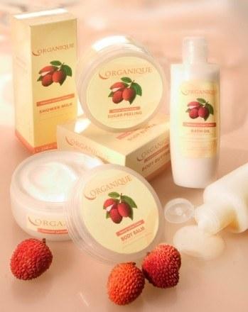 Linia Natural Lychee Cream /materiały prasowe