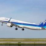 Linie lotnicze All Nippon Airways odbierają swój pierwszy A321neo