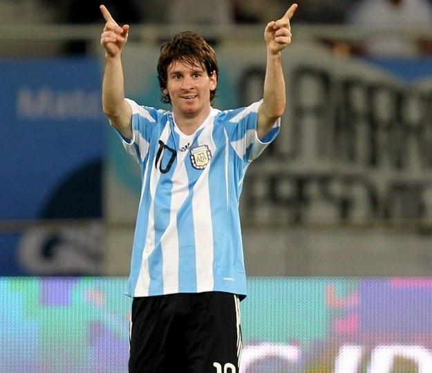 Lionel Messi, gwiazda Barcelony i reprezentacji Argentyny /AFP