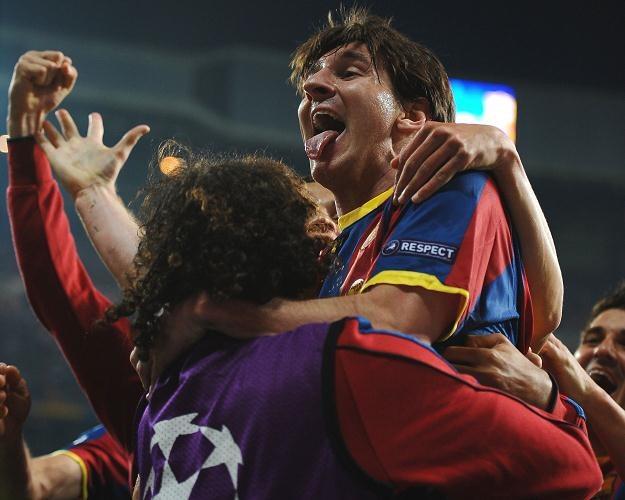 Lionel Messi i jego chłopięca radość z uprawiania piłki. /AFP