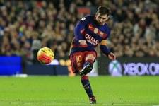 Lionel Messi najlepszym rozgrywającym 2015 roku