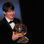 Lionel Messi Piłkarzem Roku 2010!