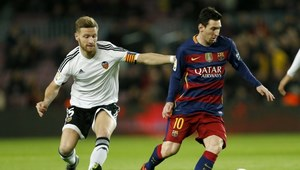 Lionel Messi w trakcie leczenia kamieni nerkowych