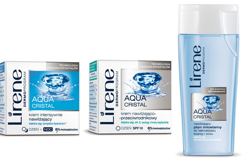 Lirene Aqua Cristal /- /Styl.pl/materiały prasowe