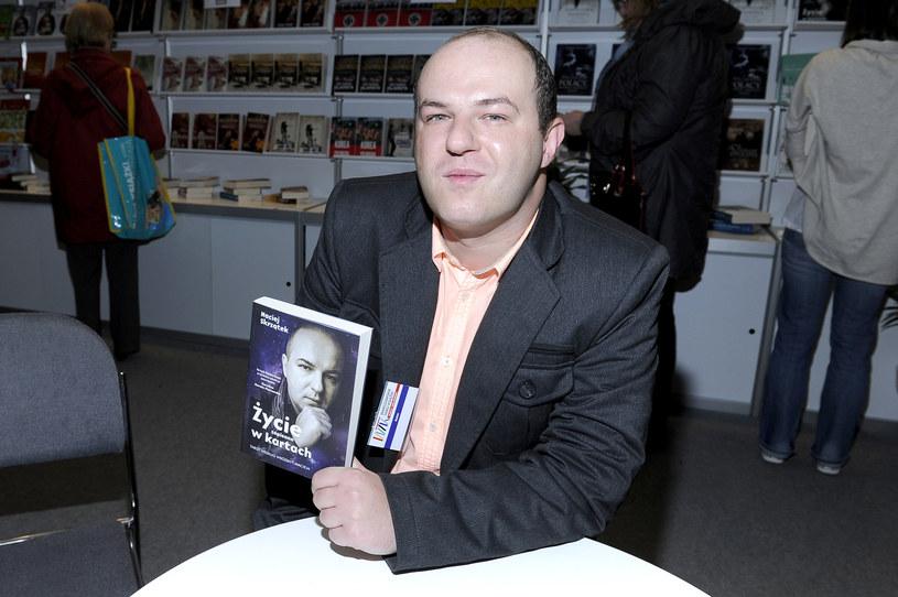 """Literat? """"Życie zapisane w kartach"""" to jedna z dwóch książek, które wydał /Baranowski /AKPA"""