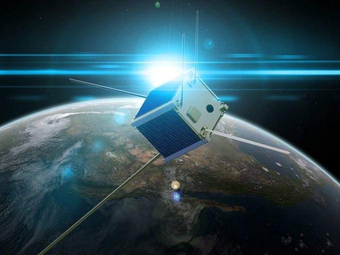 Lituanica SAT-1 będzie satelitą typu CubeSat 1U /materiały prasowe