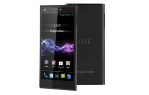 LIVE 2 – następca flagowego modelu smartfona Kruger&Matz