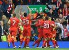 Liverpool FC - Villarreal CF 3-0 w półfinale Ligi Europejskiej