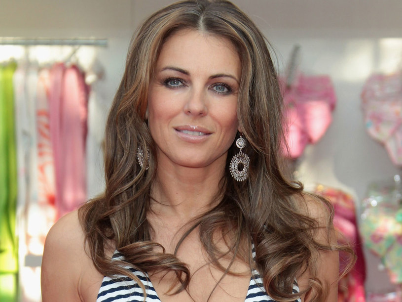 Liz Hurley   /Getty Images/Flash Press Media