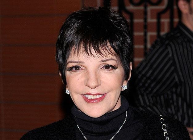 Liza Minelli /Getty Images/Flash Press Media