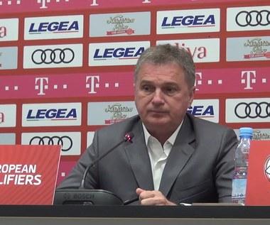 Ljubisza Tumbaković, trener Czarnogóry: Jesteście faworytem