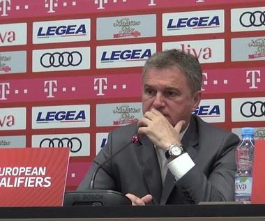 Ljubisza Tumbaković, trener Czarnogóry, o występie gwiazdy Stevana Joveticia