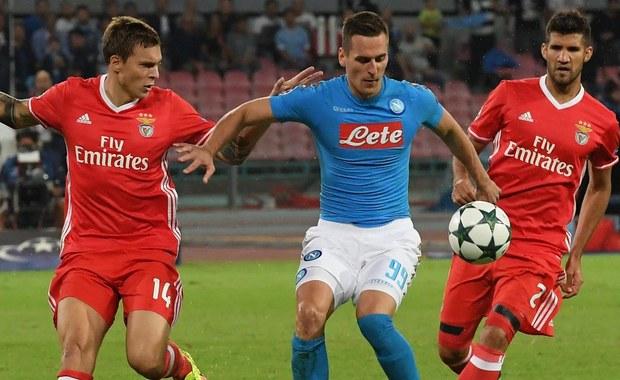 LM: Grad goli w środowych meczach. Milik zdobył bramkę dla Napoli