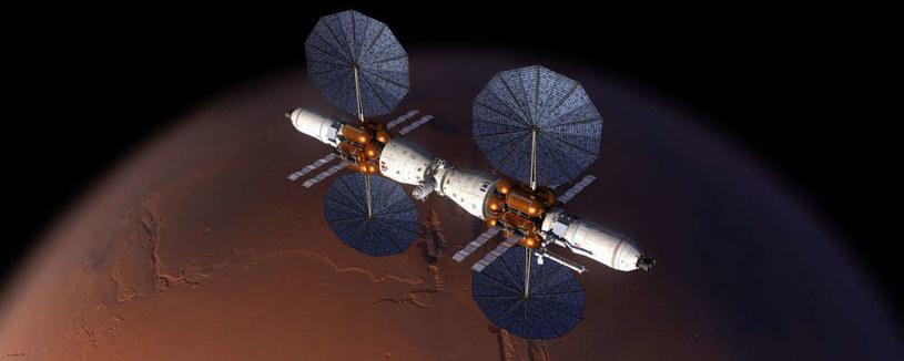 Lockheed Martin chce nas zabrać na Marsa /materiały prasowe