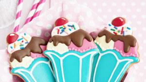 Lodowe ciasteczka