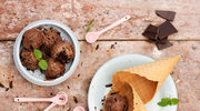 Lody sernikowo-czekoladowe