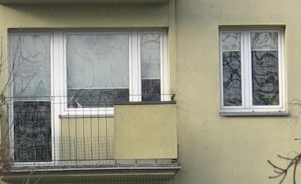 Łódź: 4-latek wypadł z okna na 6. piętrze. Chłopca nie udało się uratować